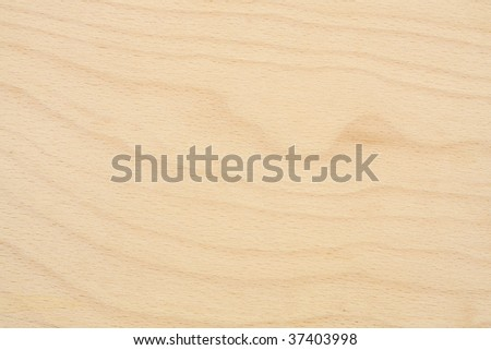 Texture of birch plywood - stock photo