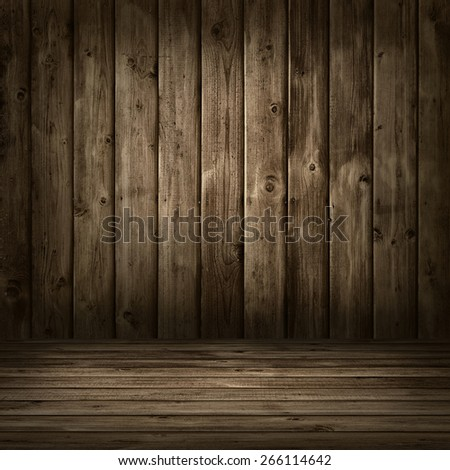 Texture of brown wood.