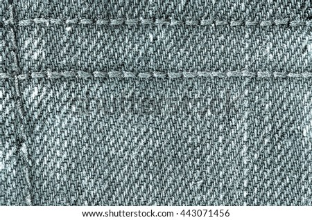 Texture of denim  jeans background fashion of Jeans background concept