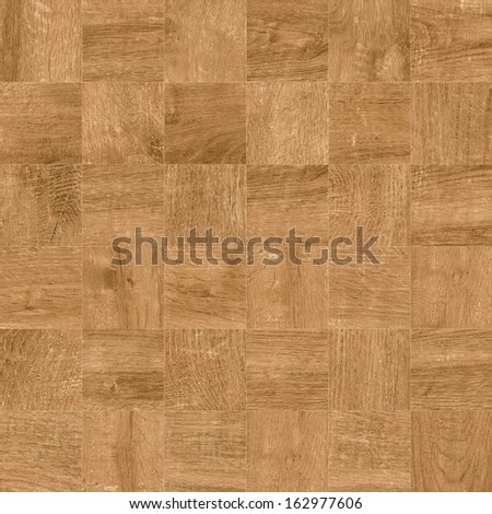 Texture of fine brown parquet (High.Res.) - stock photo