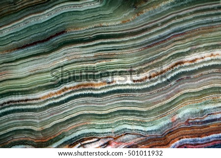 Texture of gemstone onyx