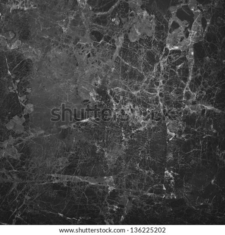 texture of gray marble - stock photo