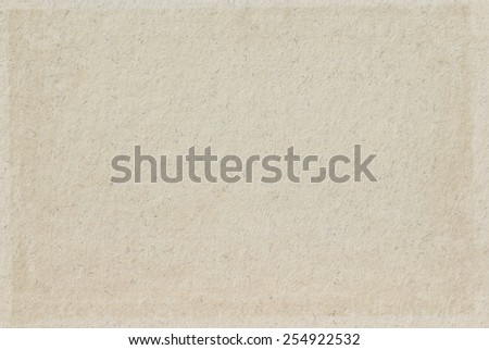 Texture of handmade paper with fine fibers
