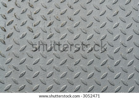 Texture of metal background for creative design - stock photo