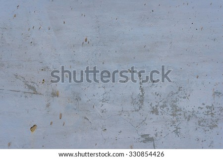 Texture of old rustic wall covered with stucco. - stock photo