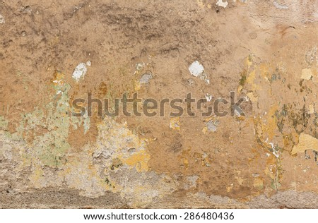 texture of old wall - stock photo
