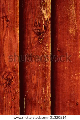 texture of old wooden boards close up