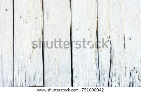 texture of old yellow planks, close up