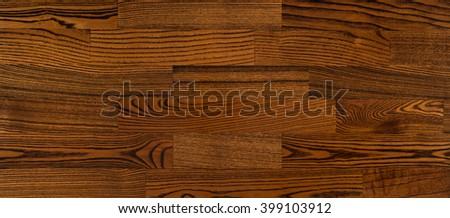 Texture of parquet laminate for home and interiors - stock photo