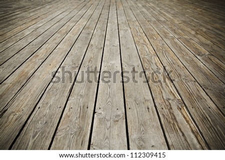 wood floor perspective. Texture Of Perspective Old Wood Floor T