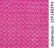 Texture of pink fabric background - stock photo