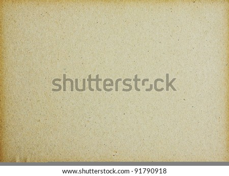 Texture of recycle paper for background - stock photo