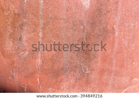 texture of red granite