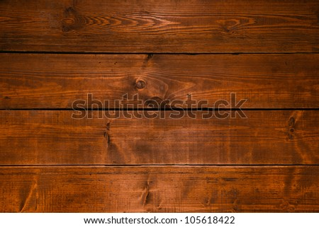Texture of rustic wooden planks. - stock photo