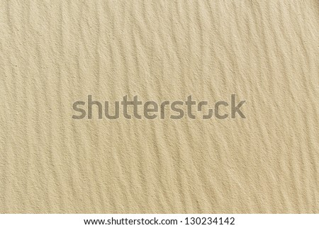 Texture of sand. Background. - stock photo
