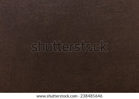texture of the leather products - stock photo