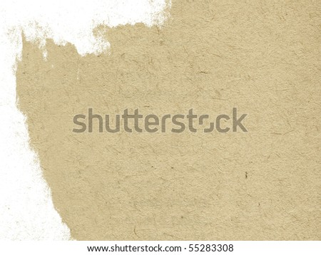 texture of the old paper - stock photo