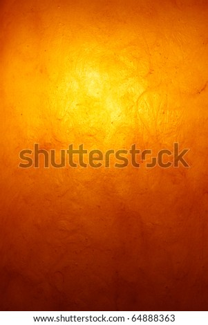 Texture of traditional man-made lamp cover. Thailand - stock photo