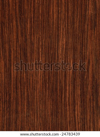 Texture of wenge (high-detailed wood texture series) - stock photo