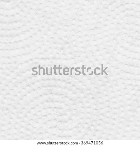 Texture of white tissue paper or background