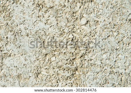 texture of wood fiber board. Photography Outdoors - stock photo