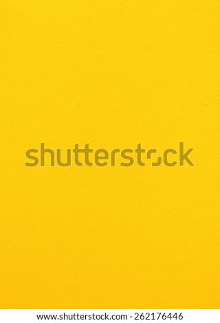 Texture of yellow paper. - stock photo