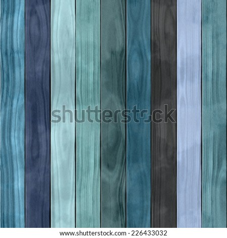 texture or pattern of color wood fence or floor. blue, pink - stock photo