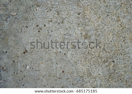 Texture Painted Concrete Wall Dirty Gray Stock Photo Royalty Free