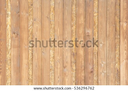 Wooden slats. a thin, narrow piece of wood
