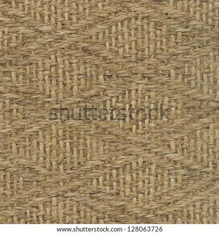 Texture sack sacking country background - stock photo