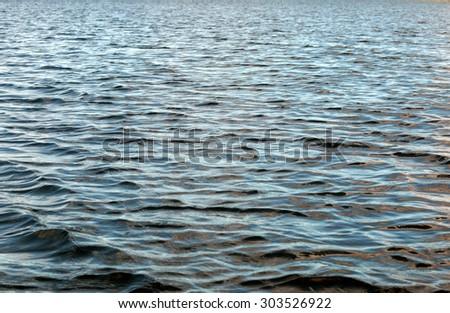 texture water - stock photo