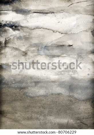 texture watercolor background - stock photo