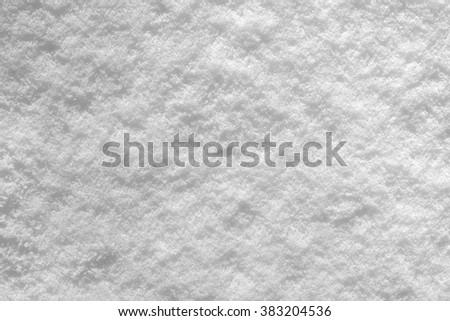 texture winter snow background  - stock photo