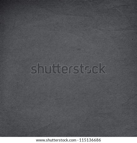 textured  background in dark gray colors - stock photo