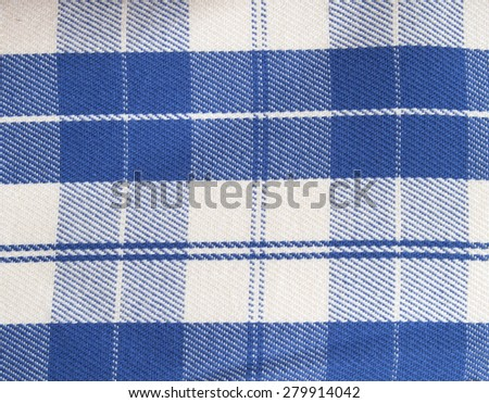 Textured background of cotton.