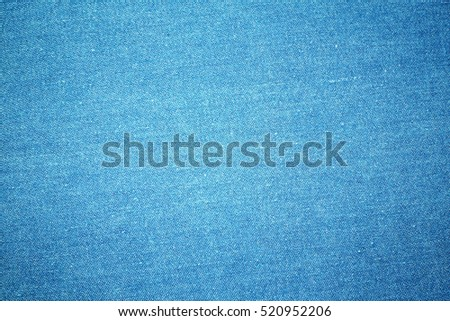 Textured blue fabric