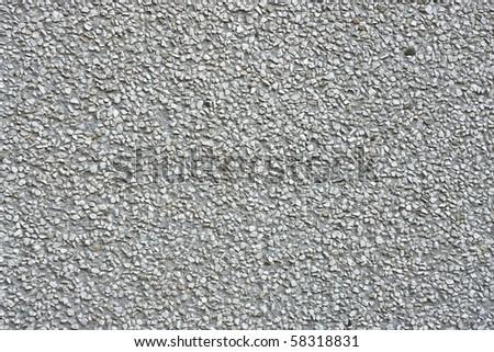 textured concrete wall - stock photo