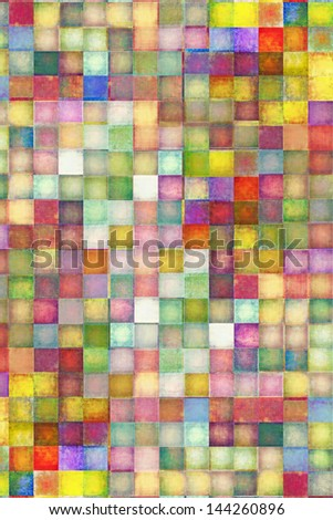 Textured geometric background image and design element - stock photo