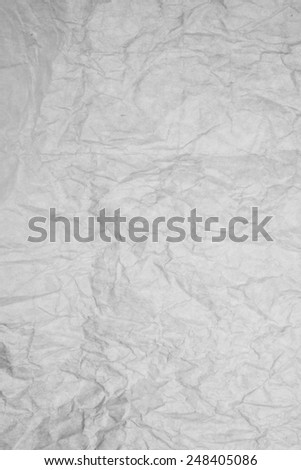 Textured paper background.