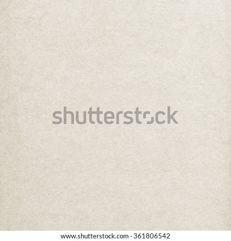 Textured paper background, blank page. - stock photo