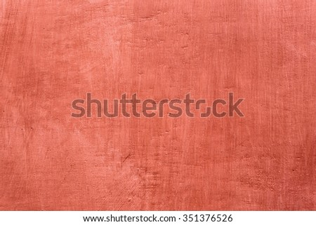 Textured wall made of plaster. Background for creativity.