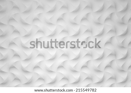Textured wall pattern swirl, weave - stock photo