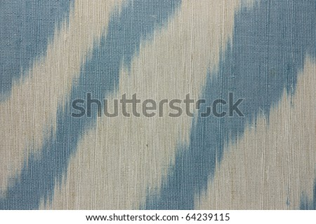 Thai silk - stock photo