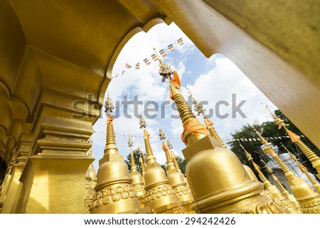 Thai  top 10 beautiful temple