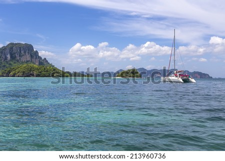 Thailand Islands - stock photo