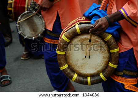 Thaipusam at Batu Caves, Malaysia - stock photo