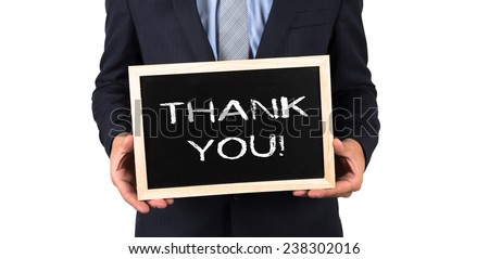 Thank You! - stock photo