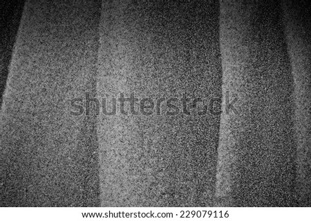 The abstract background from the sand texture - stock photo