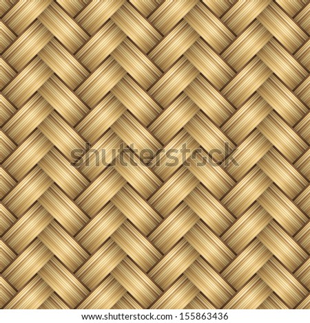The abstract bamboo texture background  - stock photo