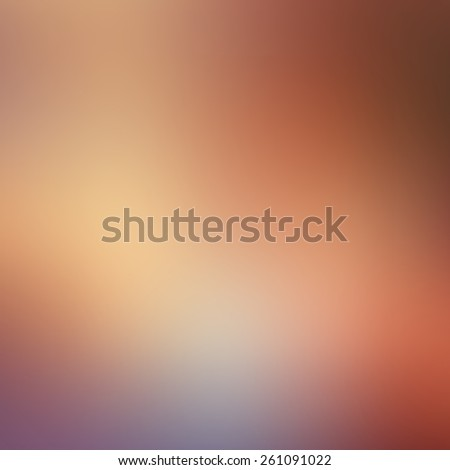 The Autumn abstract background. The Blurred backgrounds - stock photo